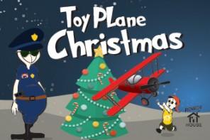 Toy Plane Christmas